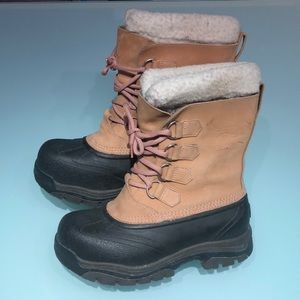 Sorel waterproof Caribou Boots women size 7 euro38